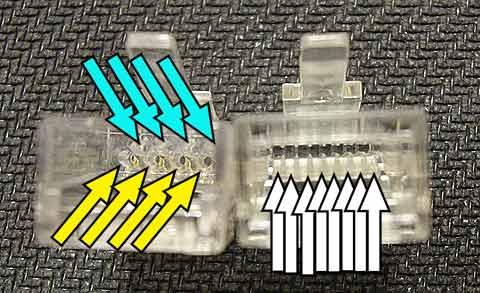 Cablage en rj48 de 2 consoles yamaha m7cl CableCategorie6_005
